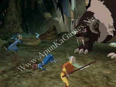 Avatar The Last Airbender PC Game Download Full Version