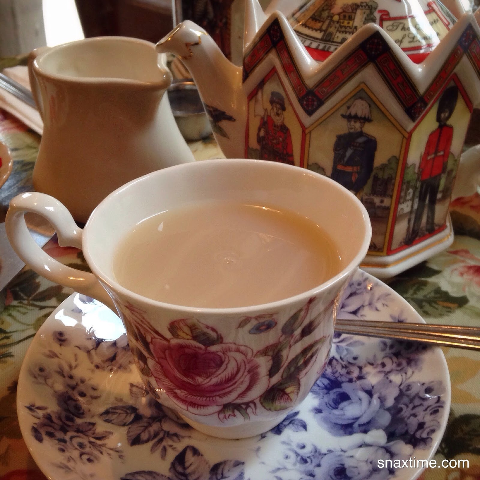 Tea & Sympathy NYC: British Goodies in New York