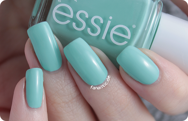 "essie ""blossom dandy"" flowerista LE"