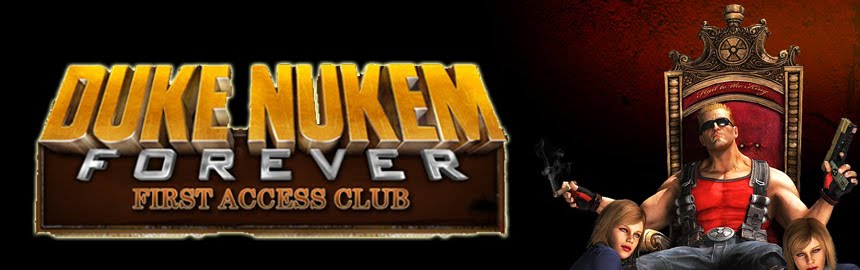 Duke Nukem Forever First Access Club