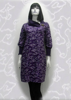 model baju batik modern assidiq