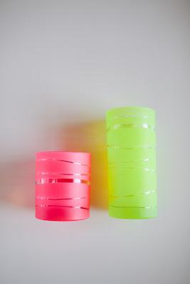Personaliza tus vasos de vidrio con spray