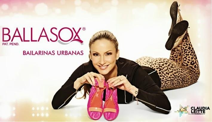Novos modelos sapatilhas da Claudia Leitte 2014
