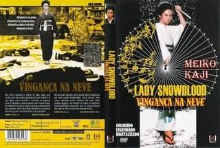 LADY SNOWBLOOD - VINGANÇA NA NEVE