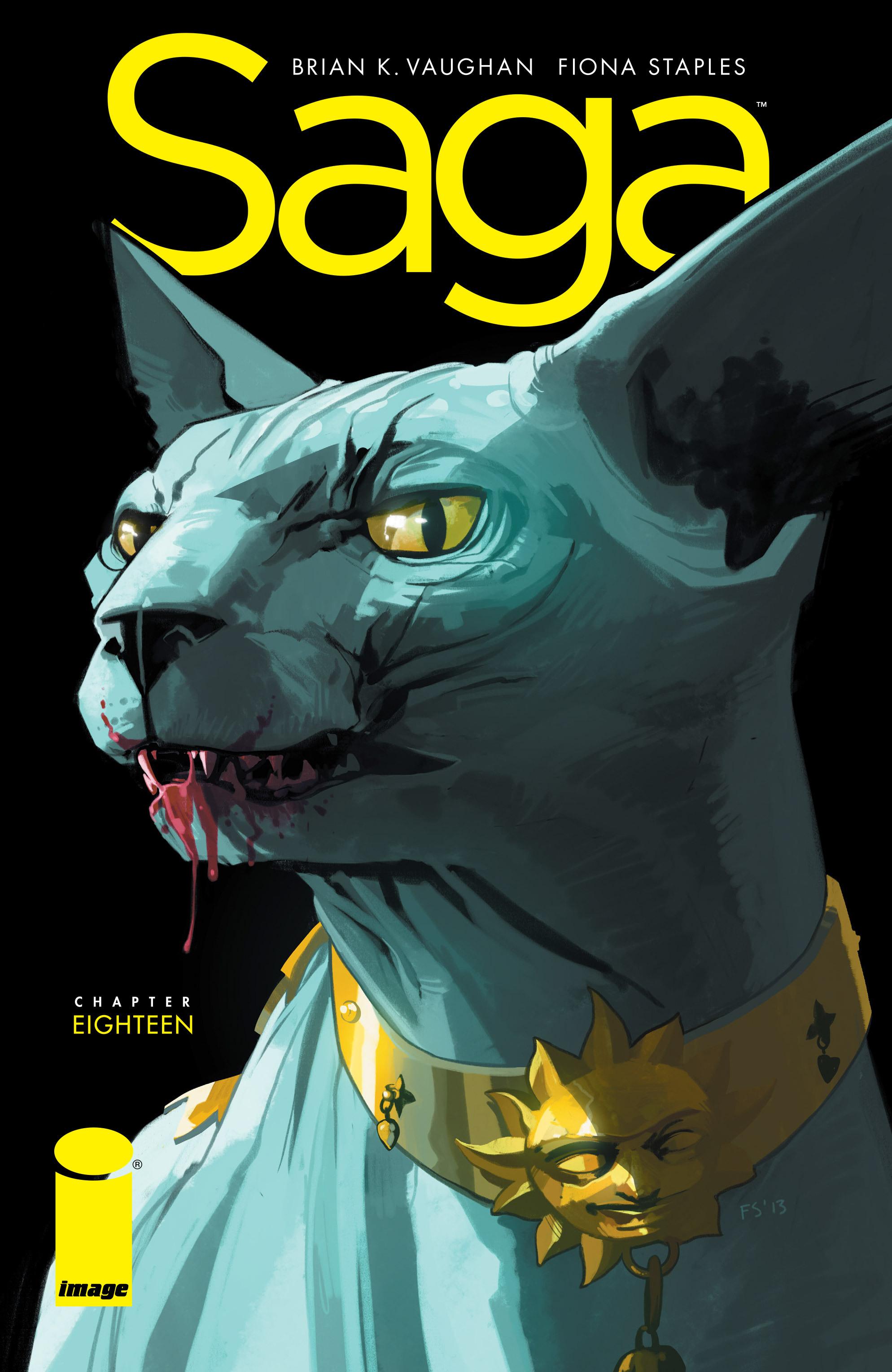 Saga 18 Page 1