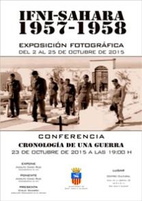 EXPO. CONFERENCIA IFNISAHARA 1957 -58