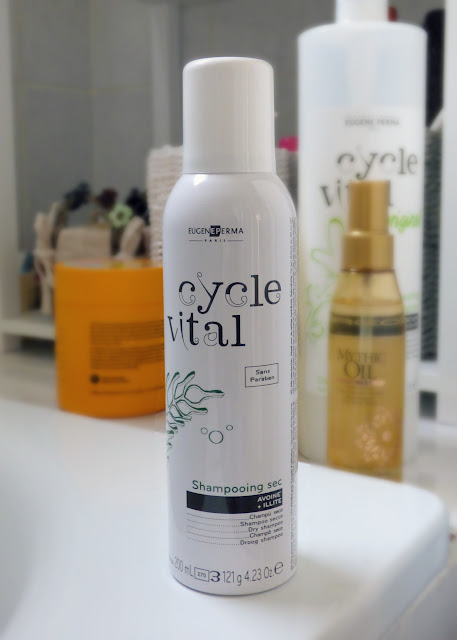 shampooing sec blog plume de blonde