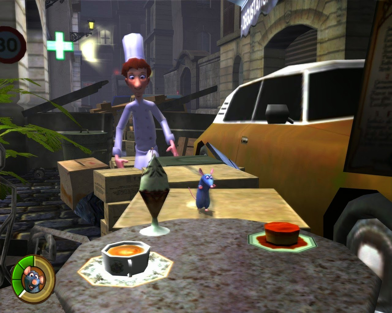 Ratatouille PC Game + Torrent Free Download Full Version
