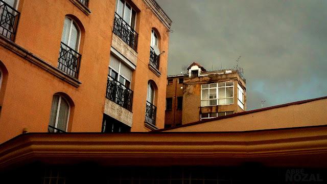 Mirador para ver llover, 2013 Abbé Nozal