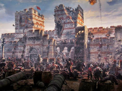 Panorama 1453 Müzesi İç Mekan Fotoğrafları
