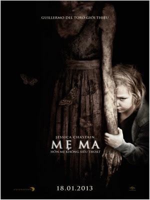 Mẹ Ma Full Hd Vietsub - Mama (2013)