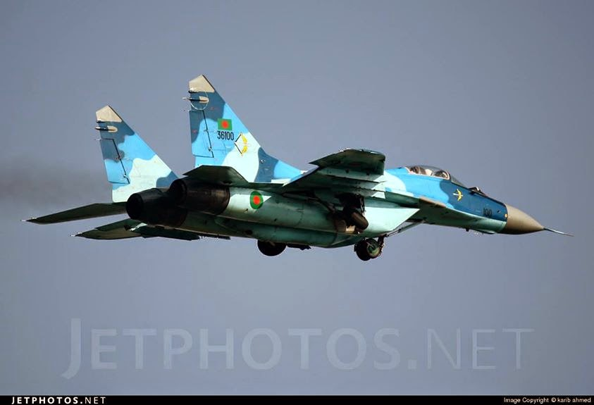 Flying Cost of Mig-29