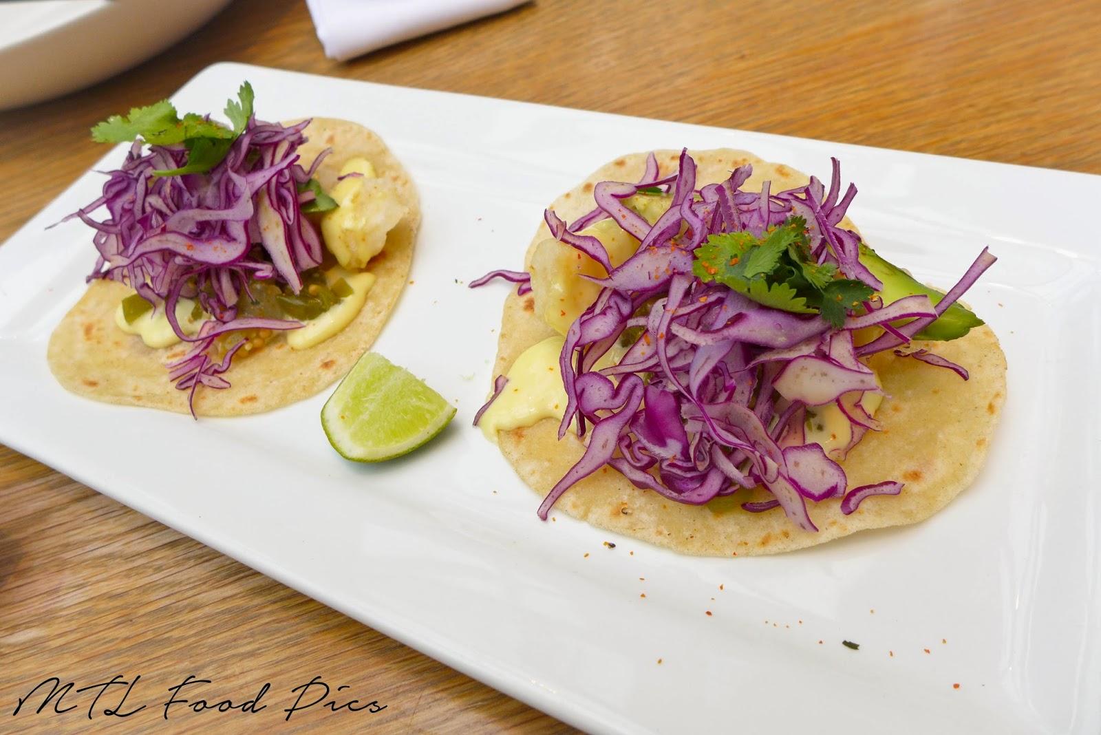 Bajan Crispy Fish - Tacos Ottawa