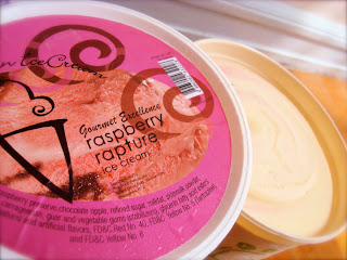 FIC Raspberry ice cream