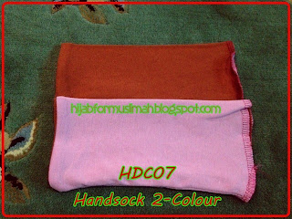 handsock dwi-colour