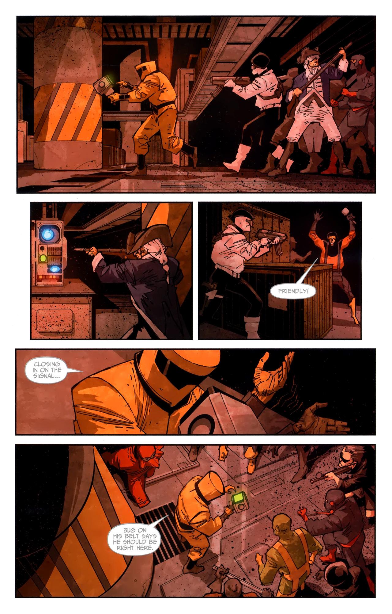 Read online Taskmaster (2010) comic -  Issue #4 - 10