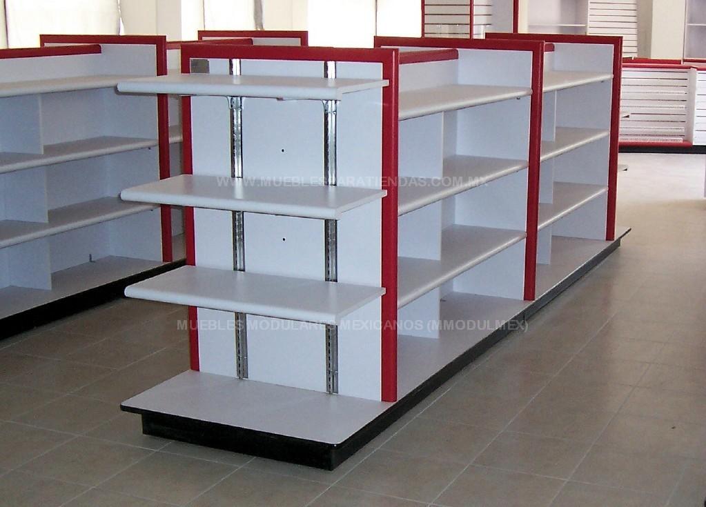 Muebles de tiendas mobiliario de tiendas tipo oxxo for La gondola muebles