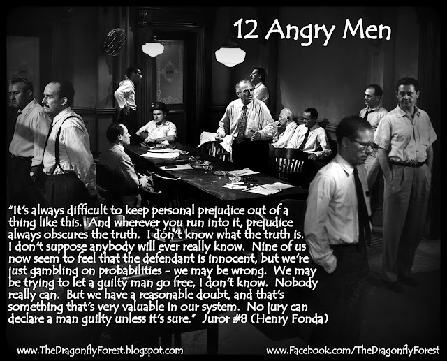 12 angry men prejudice and bias Ethical issues in 12 angry men they also lead to a confirmation bias prejudice early on in twelve angry men,juror 10 says.