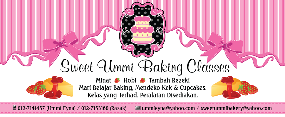 Sweet Ummi - Baking Classes
