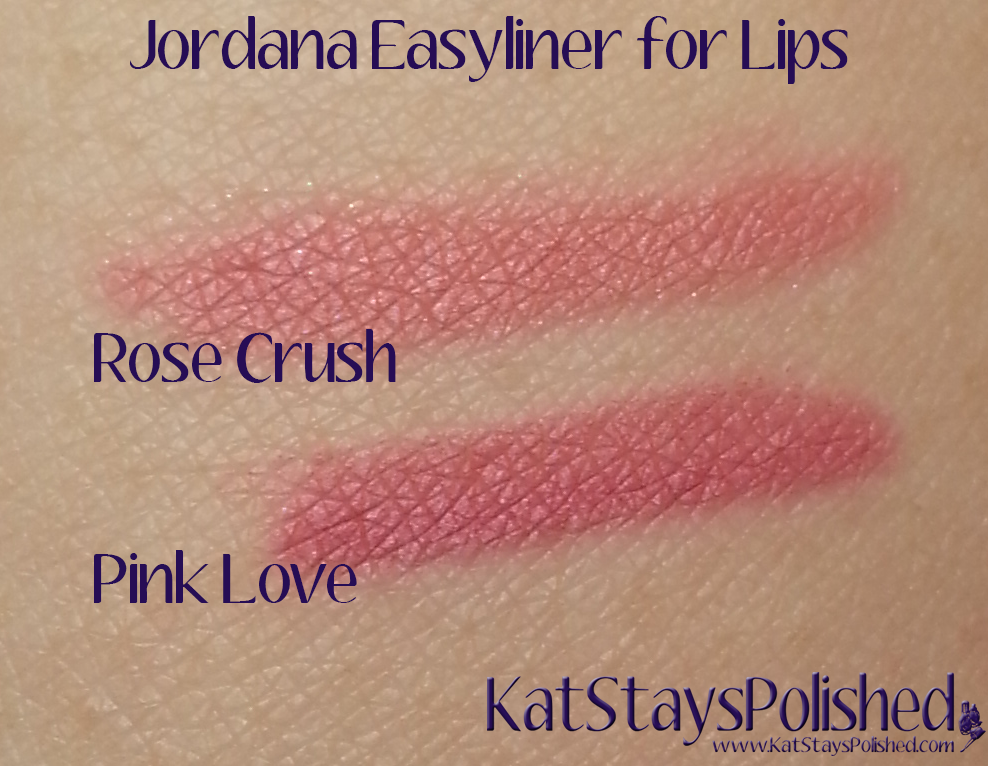 Jordana Easyliner for Lips | Kat Stays Polished