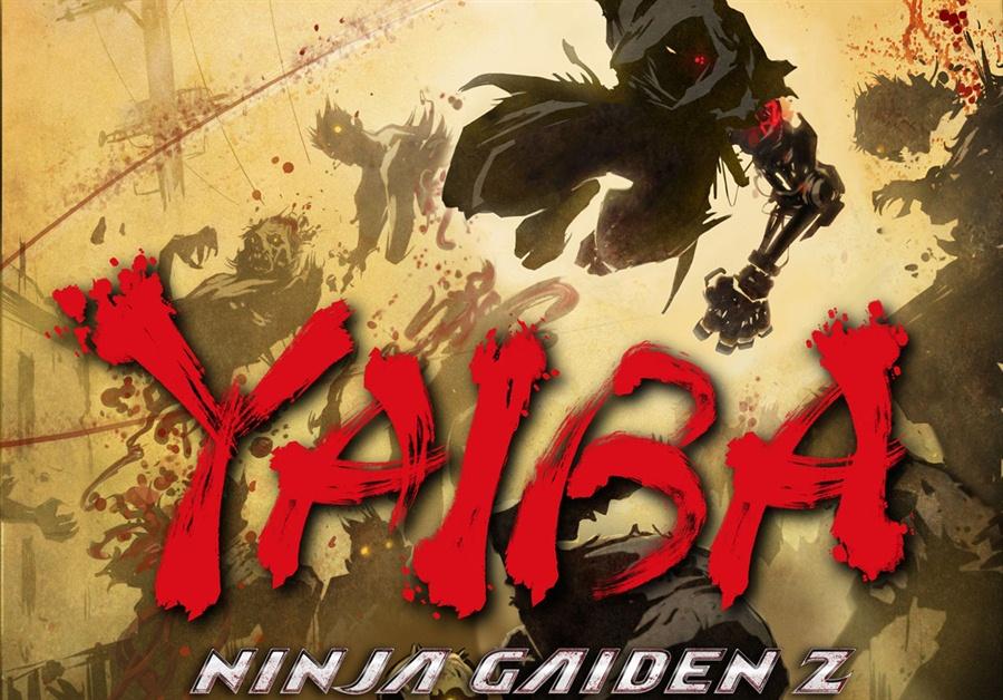 YAIBA Ninja Gaiden Z PC Poster