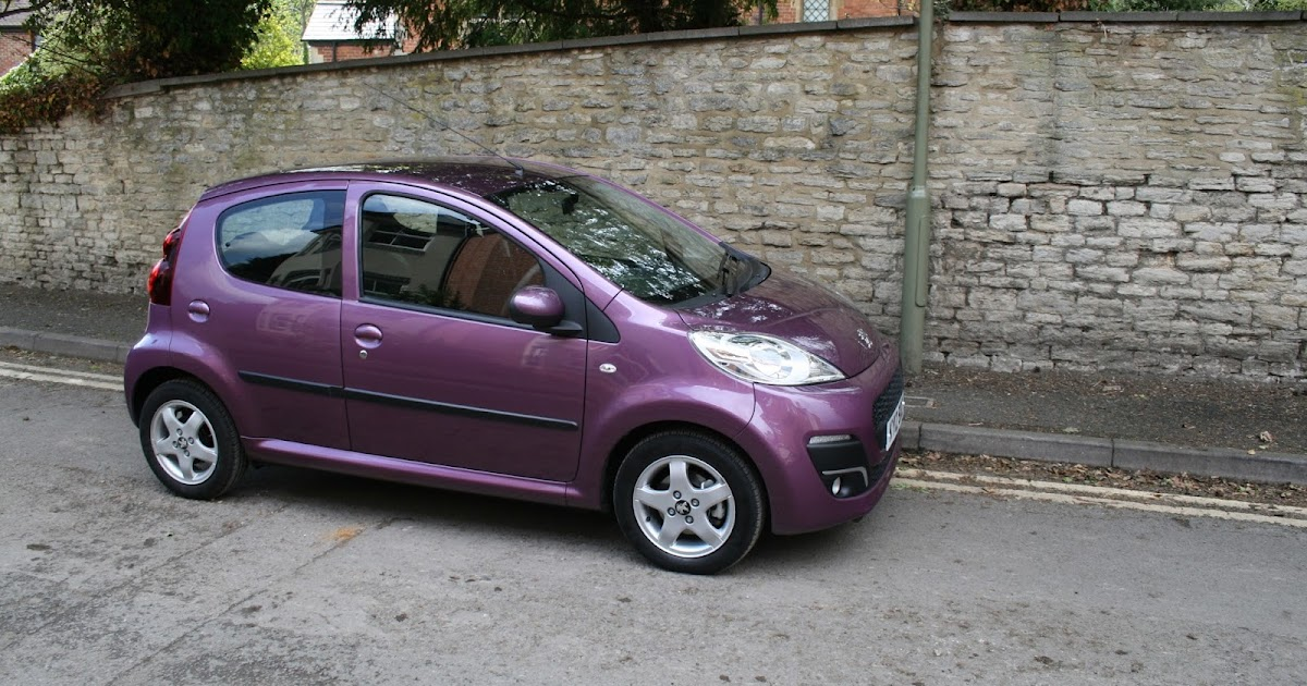 Speedmonkey peugeot 107 the drivervibe review for Peugeot 107 allure review