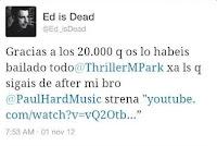 UN DJ del Madrid Arena reconoce que había 20.000 personas