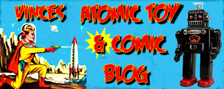 ATOMIC TOY  AND COMIC BLOG