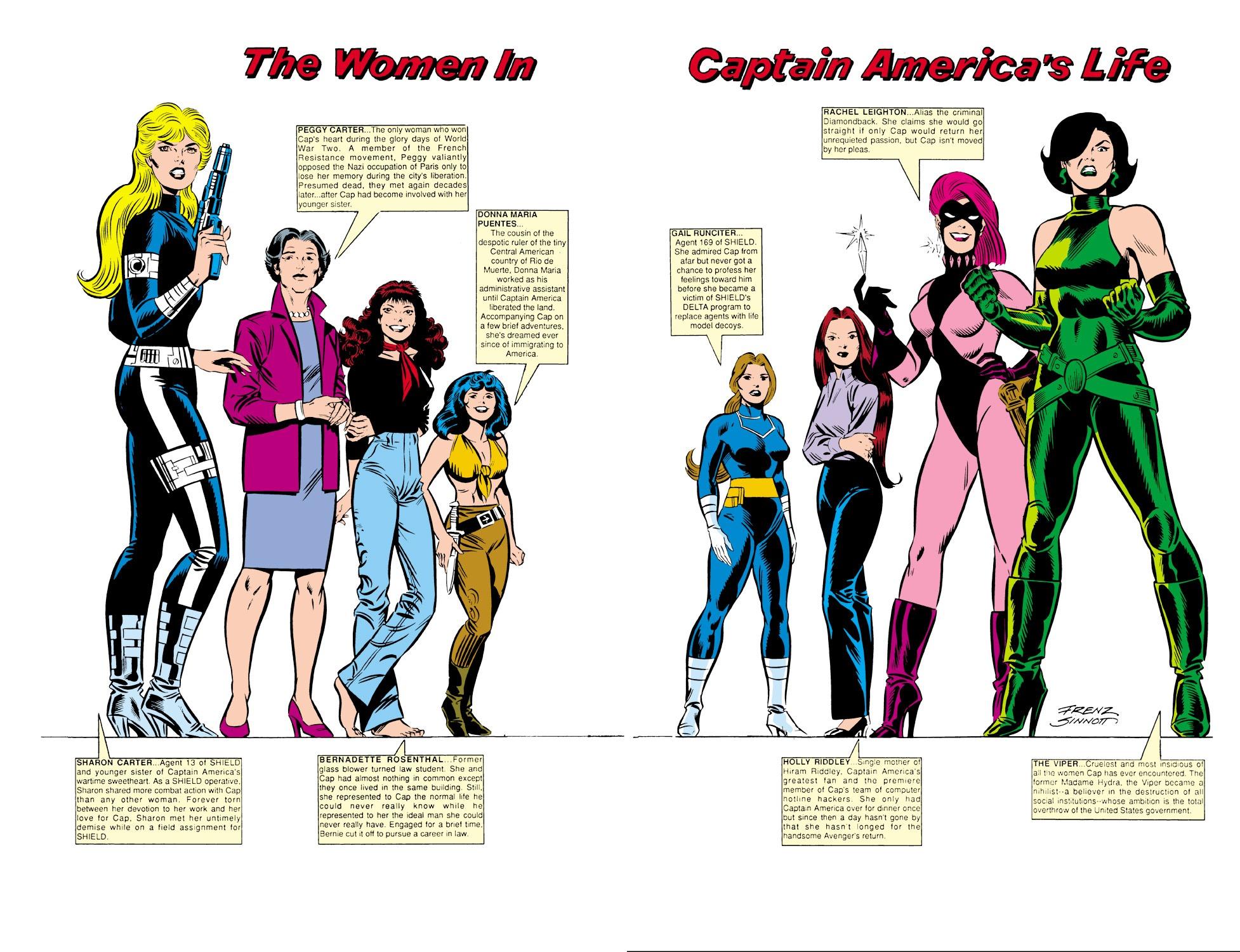 Captain America (1968) Issue #350 #282 - English 43