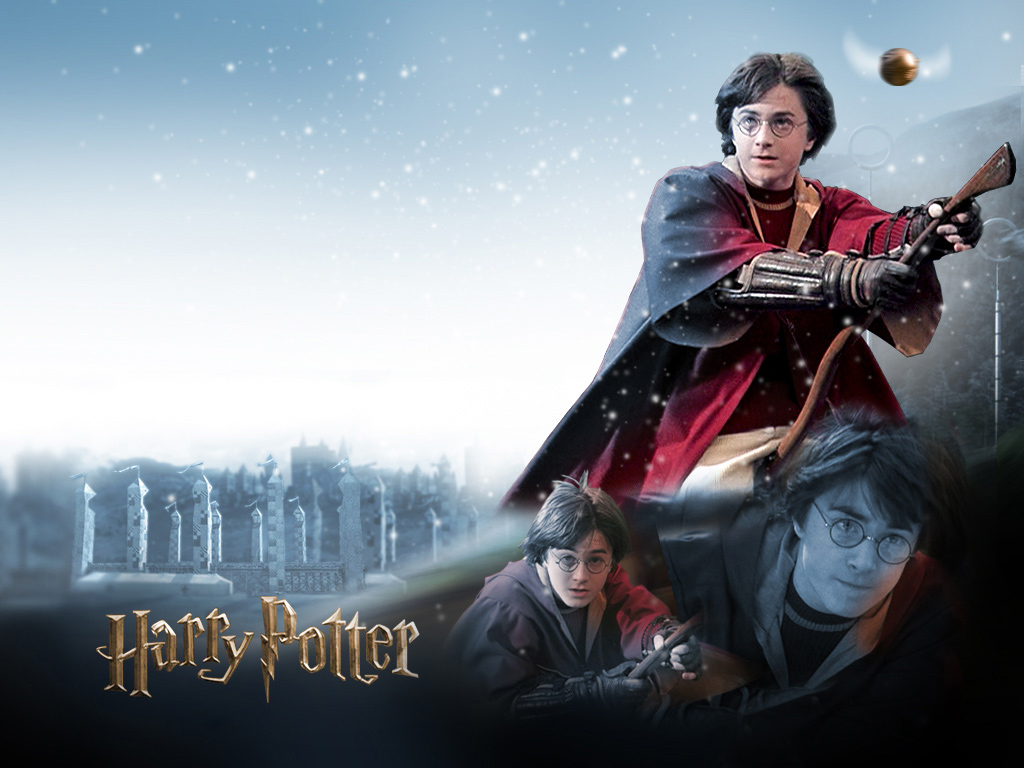 Harry Potter 7 Wallpapers Landscape Wallpapershd Wallpapers