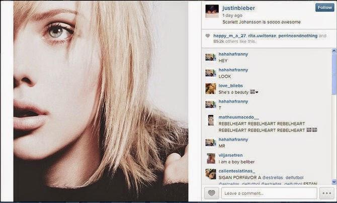 istri orang ini mau di embat oleh Justin bieber