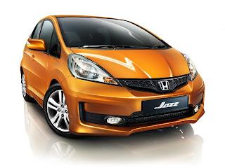 Gambar Mobil Honda Jazz