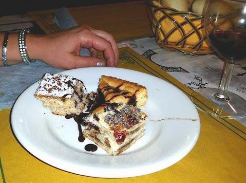 3 Hungarian cake