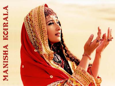 Manisha Koirala sexy picture