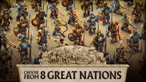 DomiNations v3.0.150 MOD APK Android
