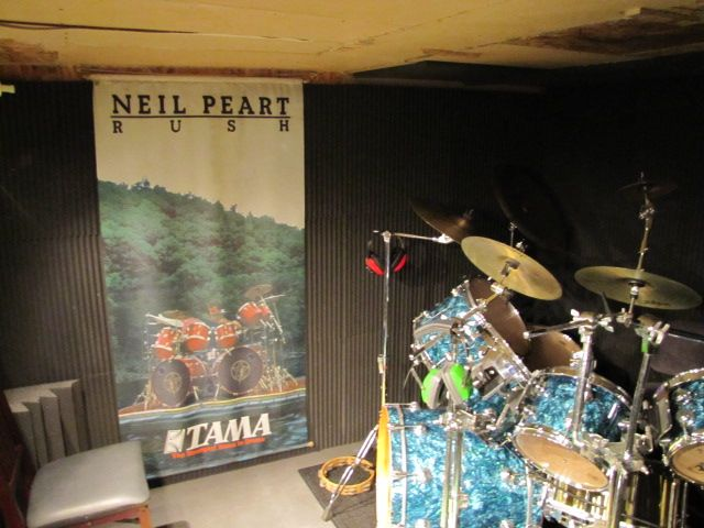 How To Soundproof A Room For A Drum Set