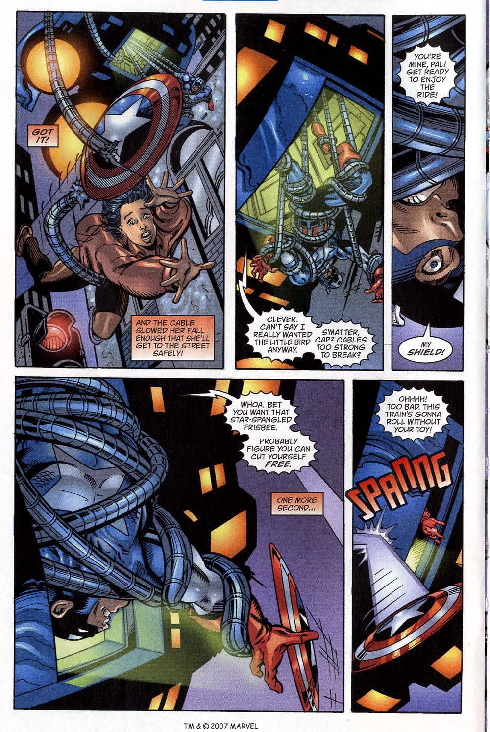 Captain America (1998) Issue #44 #51 - English 16