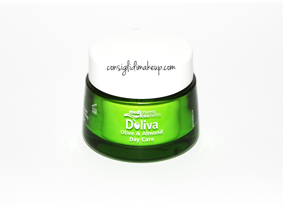 Review: Crema Viso Olive & Almond Day Care - Doliva