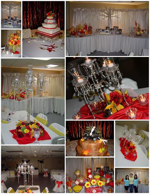 texas decor intimate wedding showcase portfolio