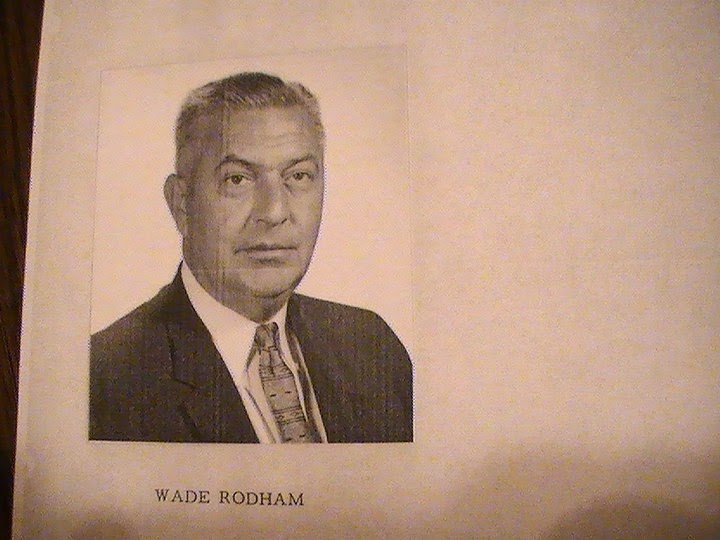 Wade Rodham, HILLARY RODHAM CLINTON'S uncle
