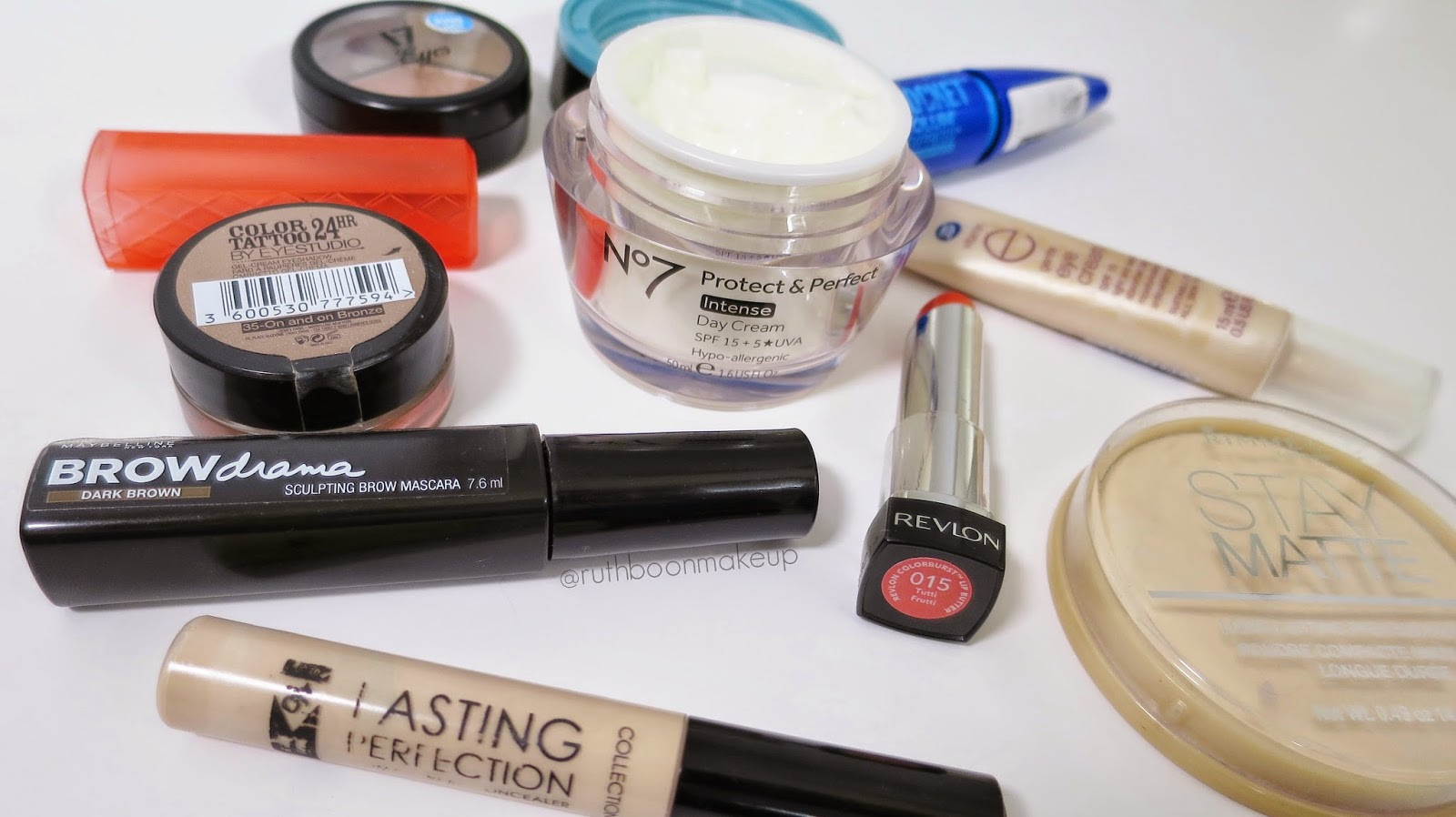 Ruth Boon Lazy Day Makeup