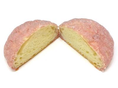 とちおとめメロンパン | 神戸屋