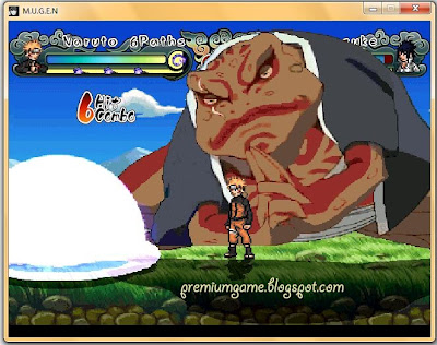 download game naruto m.u.g.e.n android