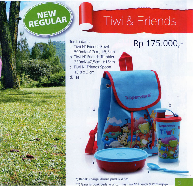 Katalog Tupperware Promo Juni 2013-Tiwi & Friends, tupperwareraya