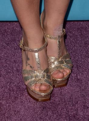 Carly Rose Sonenclar Feet