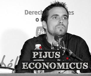Pijus Economicus, Blog de l'Alberto Garzón