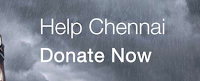 Amazon India : Help Chennai to Donate Now