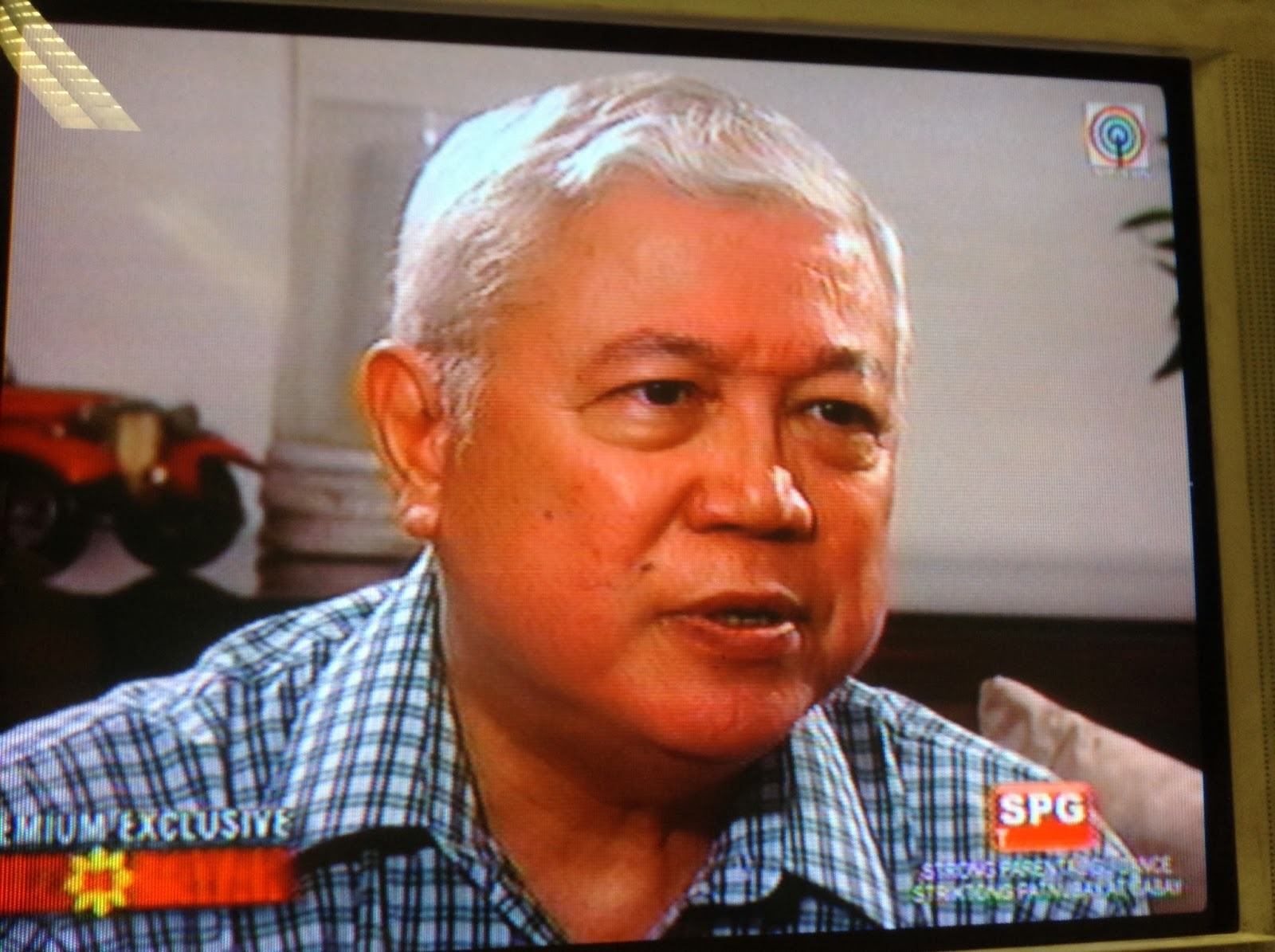 Deniece Cornejo's lolo on Buzz ng Bayan Interview