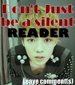 Don't be Silent reader ;)