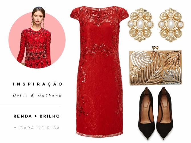 inspirado Dolce & Gabbana